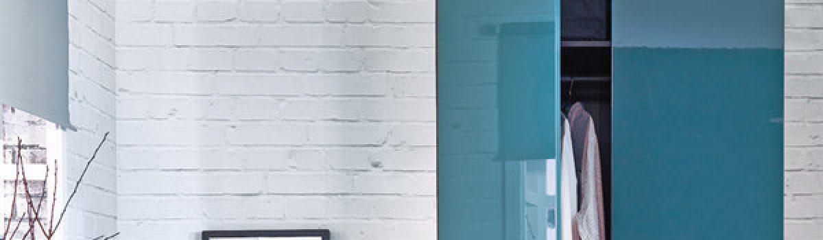 Como hacer originales tus muebles de Melamina,… pintando.