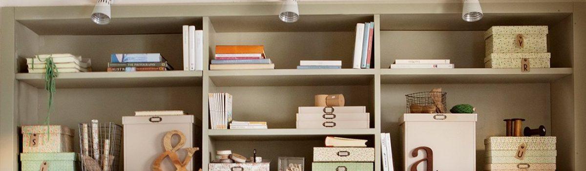 Como Organizar con Cajas…